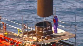 Download Offshore Platform Installation- Jacket Installation and Topside Installation Video