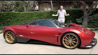 Download Here's Why the Pagani Huayra Is Worth $3 Million Video
