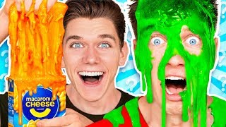Download Mystery Wheel of Slime Challenge 2 w/ Funny Satisfying DIY How To Switch Up Game Video
