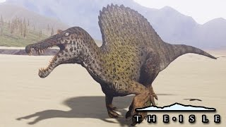 Download Becoming The Spinosaurus! - A Complete Progression Saga - The Isle Video