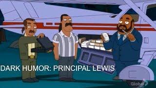 Download American Dad - BEST DARK HUMOR COMPILATION: PRINCIPAL LEWIS Video