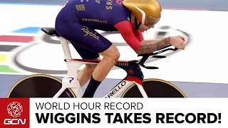 Download Bradley Wiggins Breaks The Hour Record! Essential Things To Know About Brad's Record-Breaking Ride Video