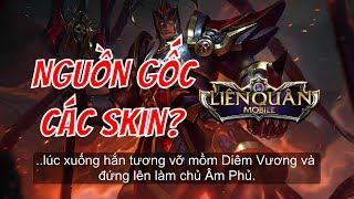 Download Skin Liên Quân: Sự Thật Đằng Sau Các Trang Phục Của Tướng Trong Liên Quân Mobile | VietClub Gaming Video