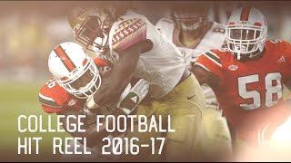 Download College Football Hit Reel 2016-17 Video