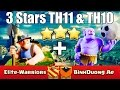 Download Clash Of Clan | EPIC WAR!! 3 Stars TH11 & TH10 With Q+GW Walk , Bowler , And Miner - Healer Nerfed Video