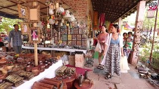 Download Komal & Shraddha Take On The Rs 2000 Challenge In Dilli Haat - POPxo Video