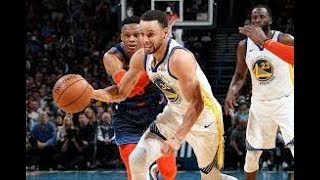 Download Golden State Warriors vs Oklahoma City Thunder NBA Highlights (March 16th 2019) Video