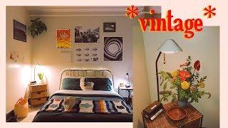 Download Decorating our *VINTAGE AESTHETIC* Bedroom @kel.lauren Video