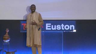 Download Standing on shoulders of giants: Kwame Kwei-Armah at TEDxEuston Video