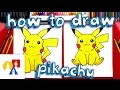 Download How To Draw Pikachu (with color) Video