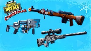 Download HIKEPLAYS: Fortnite Battle Royale - NEW WEAPONS (4K) Video
