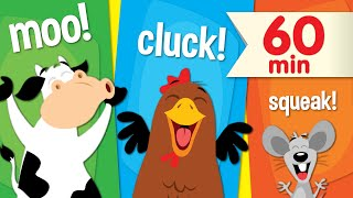 Download Animal Sounds Songs   + More Super Simple Songs for Kids Video