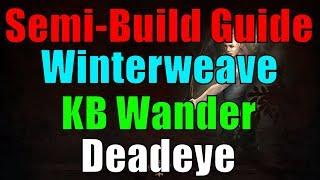 Download [3.2] Winterweave (reverse Chill) KB Wander Deadeye - Semi-Build Guide - PoE Bestiary [german] Video