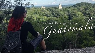 Download Cervena Fox goes to Guatemala | VLOG ft Megan Massacre Video