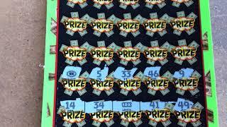 Download BIG WINNER ! All Symbols on One Ticket ! $10 Frenzy Multiplier Hoosier Lottery Scratch Off !! Video