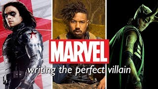 Download Marvel: Writing the Perfect Villain Video