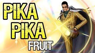 Download Kizaru's Pika Pika No Mi Explained! - One Piece Discussion Video