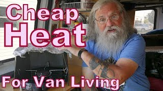 Download Cheap Heat for Van Living Video