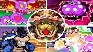 Download Evolution of Final Bosses in Mario & Luigi Games Video