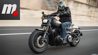 Download Harley Davidson Fat Bob 114 | Prueba / Test / Review en español | motos Video