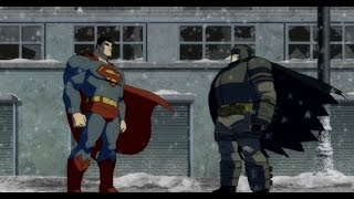 Download Batman vs Superman - The Dark Knight Returns (1080p) 1/2 Video
