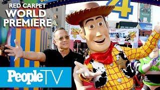 Download Disney·Pixar - Toy Story 4 World Premiere Red Carpet: Tom Hanks, Keanu Reeves & More   PeopleTV Video