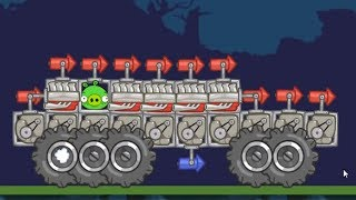 Download Bad Piggies - REAL SILLY MONSTER TRUCK (Field of Dreams) Video