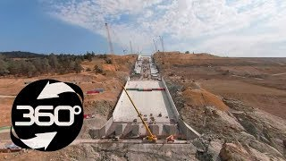 Download Oroville Spillway 360 Flyover August 15, 2018 Video