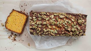 Download 3 INGREDIENT - PALEO PUMPKIN BREAD Video
