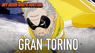 Download My Hero One's Justice - PS4/XB1/PC/Switch - Gran Torino Gameplay Video