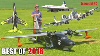 Download ② BEST OF ESSENTIAL RC 2018 | LARGE SCALE, FAST AND EXPLOSIVE RC ACTION COMPILATION Video
