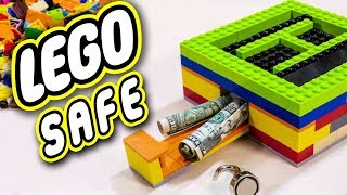 Download How To Build A Safe With LEGOs Video