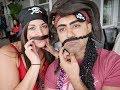 Download الاحتفال السنوي للقراصنه في فلوريدا امريكا، اول فيلوج ليا My first Vlog Gasparilla Pirates Video