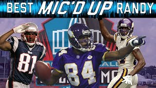 Download Randy Moss Best Mic'd Up Moments | Sound FX | NFL Films Video