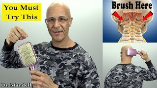 Download Use Your Brush Over This Area and Watch What Happens - (Discovered by Dr Alan Mandell, DC) Video