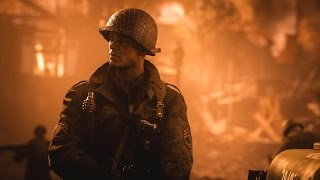 Download Call of Duty: WWII Official Reveal Trailer Video