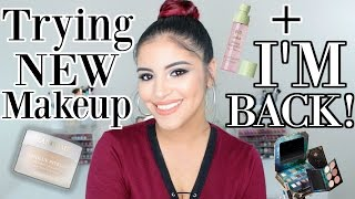 Download Trying New Makeup! | Talk Through Tutorial Video