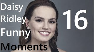 Download Daisy Ridley Funny Moments 16 Video
