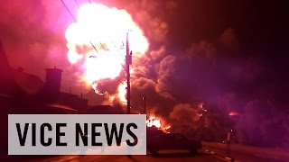 Download The Crude Gamble of Oil by Rail: Bomb Trains Video