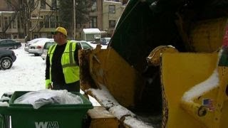 Download Waste Management CEO on Nancy Pelosi 'crumbs' comments Video