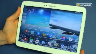 Download Видео обзор Samsung GALAXY Tab 3 10.1 P5200 от Сотмаркета Video