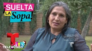 Download Suelta La Sopa | Ana Lilia Aréchiga narra el encuentro con Alejandro Fernández | Entretenimiento Video