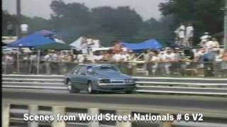 Download Outlaw 10.5 Mustang Crash at 6th Orlando World Street Nationals Video