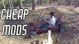 Download Cheap Off Road Go Kart Performance Mods Video