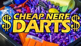 Download CHEAP NERF DARTS Video