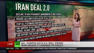 Download Pompeo: US will 'crush' Iran if necessary Video