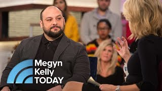 Download How Former White Supremacist Leader Escaped A Life Of Racial Hatred & Violence | Megyn Kelly TODAY Video