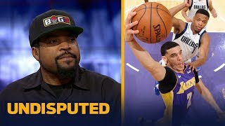 Download Ice Cube reacts to LaVar Ball saying the Lakers are Lonzo's team, not LeBron's | NBA | UNDISPUTED Video