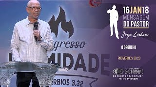 Download JORGE LINHARES - O ORGULHO - 16/01/2018 Video