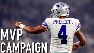 Download Dak Prescott | ″MVP Campaign″ | Rookie Highlights Video